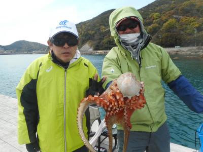 由良海つり公園&釣堀ランドの2020年4月11日(土)1枚目の写真