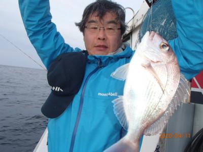 秀吉丸の2020年4月11日(土)4枚目の写真