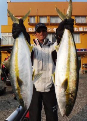 丸銀釣りセンターの2020年4月9日(木)1枚目の写真