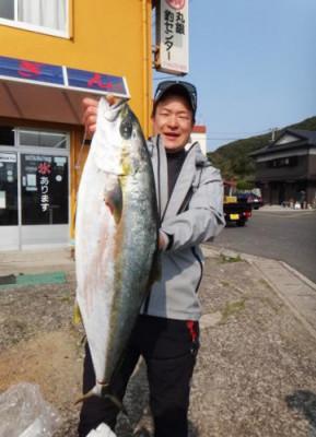 丸銀釣りセンターの2020年4月9日(木)2枚目の写真