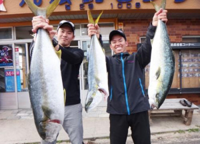 丸銀釣りセンターの2020年4月10日(金)1枚目の写真