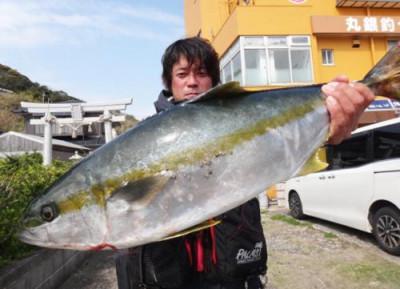 丸銀釣りセンターの2020年4月10日(金)3枚目の写真