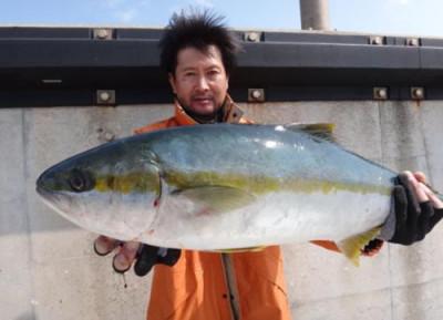 丸銀釣りセンターの2020年4月10日(金)4枚目の写真