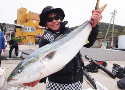 丸銀釣りセンターの2020年4月11日(土)1枚目の写真