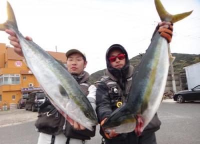 丸銀釣りセンターの2020年4月11日(土)2枚目の写真