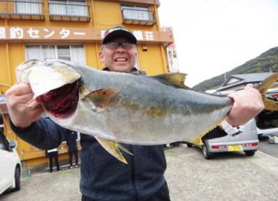 丸銀釣りセンターの2020年4月11日(土)4枚目の写真