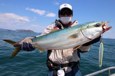西岡遊漁の2020年4月10日(金)1枚目の写真