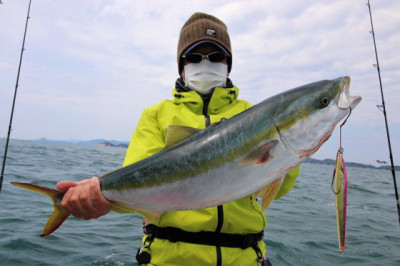 西岡遊漁の2020年4月11日(土)1枚目の写真
