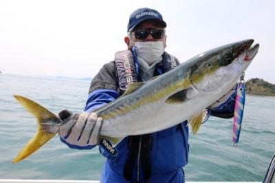 西岡遊漁の2020年4月11日(土)2枚目の写真