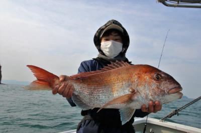 西岡遊漁の2020年4月11日(土)4枚目の写真