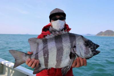 西岡遊漁の2020年4月11日(土)5枚目の写真