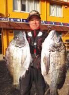 丸銀釣りセンターの2020年4月14日(火)4枚目の写真