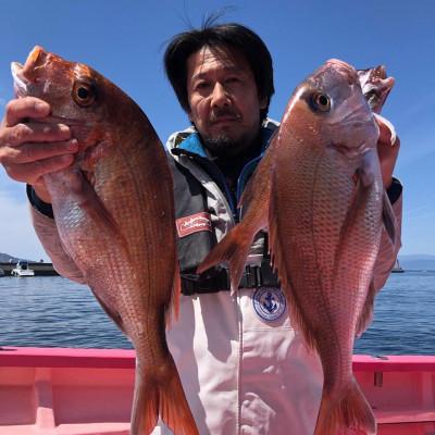 第八幸松丸の2020年4月15日(水)3枚目の写真