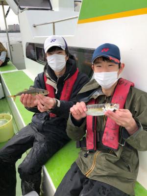 伊藤遊船の2020年4月15日(水)2枚目の写真