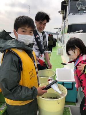 伊藤遊船の2020年4月15日(水)4枚目の写真