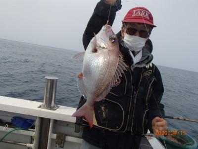 秀吉丸の2020年4月15日(水)1枚目の写真