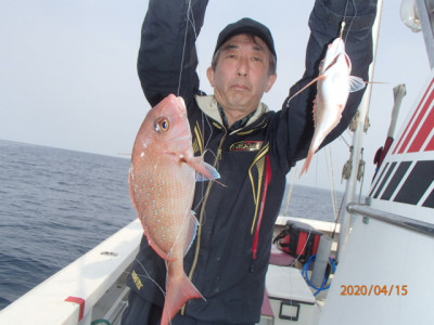 秀吉丸の2020年4月15日(水)2枚目の写真