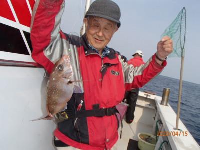 秀吉丸の2020年4月15日(水)3枚目の写真