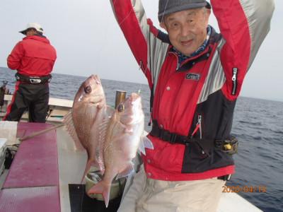 秀吉丸の2020年4月15日(水)4枚目の写真