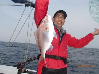 秀吉丸の2020年4月15日(水)5枚目の写真