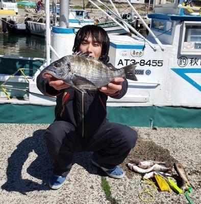 政運丸の2020年4月19日(日)1枚目の写真