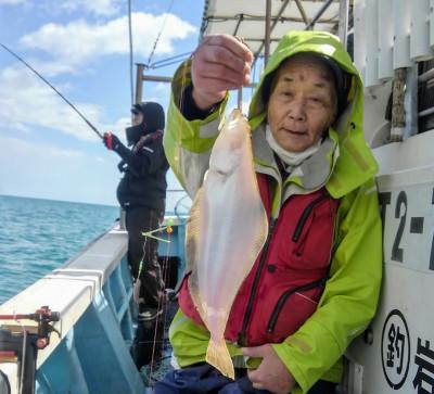 佐々木釣具店 平進丸の2020年4月23日(木)1枚目の写真