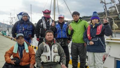 佐々木釣具店 平進丸の2020年4月25日(土)4枚目の写真