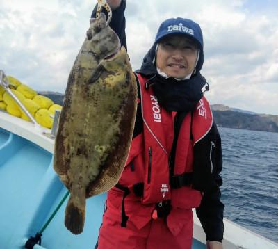 佐々木釣具店 平進丸の2020年4月26日(日)1枚目の写真