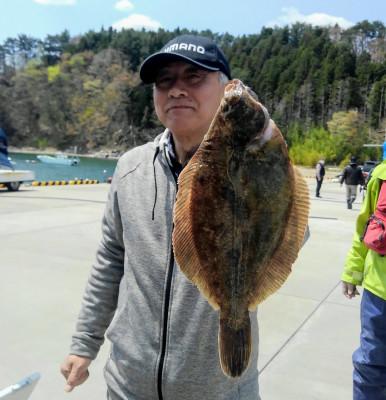 佐々木釣具店 平進丸の2020年4月29日(水)3枚目の写真