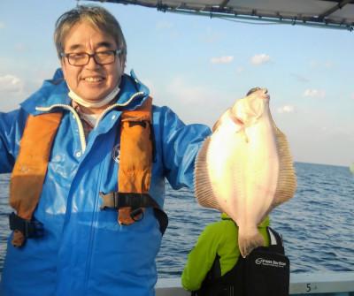 佐々木釣具店 平進丸の2020年4月29日(水)5枚目の写真