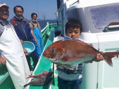瀬戸丸の2020年4月29日(水)1枚目の写真