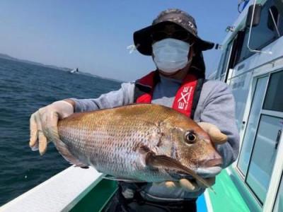 瀬戸丸の2020年4月29日(水)2枚目の写真