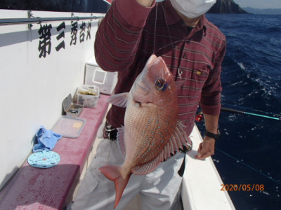 秀吉丸の2020年5月8日(金)2枚目の写真