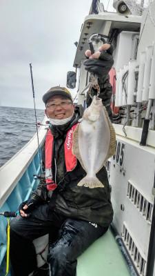 佐々木釣具店 平進丸の2020年5月18日(月)2枚目の写真