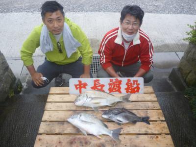 中長渡船の2020年5月23日(土)3枚目の写真