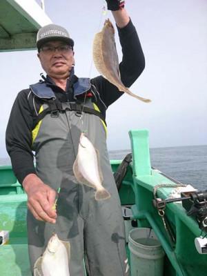 釣船・釣具店 やまさ丸の2020年5月26日(火)2枚目の写真