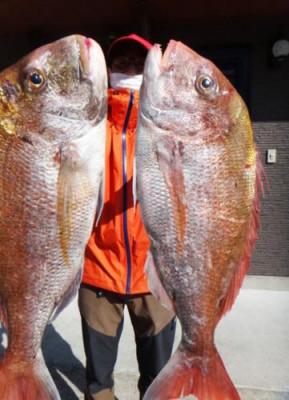 丸銀釣りセンターの2020年5月22日(金)1枚目の写真