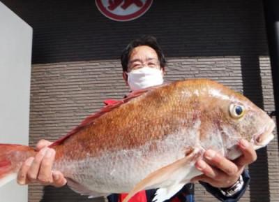 丸銀釣りセンターの2020年5月22日(金)2枚目の写真
