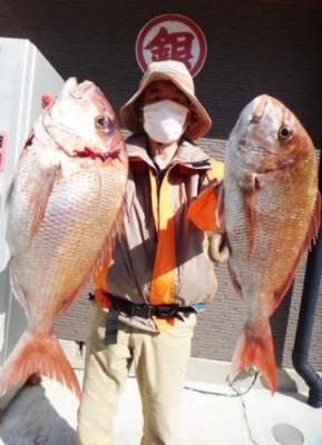 丸銀釣りセンターの2020年5月22日(金)3枚目の写真