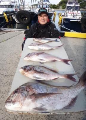 丸銀釣りセンターの2020年5月22日(金)4枚目の写真