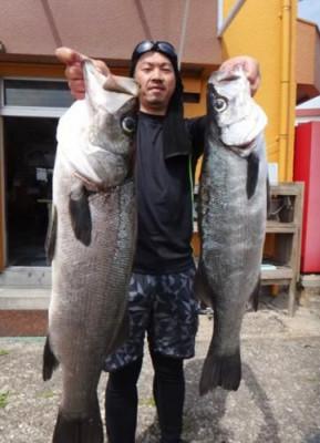 丸銀釣りセンターの2020年5月22日(金)5枚目の写真