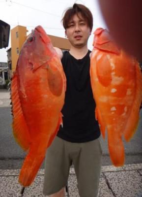 丸銀釣りセンターの2020年5月23日(土)1枚目の写真