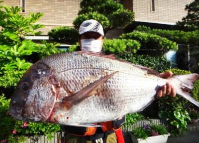 丸銀釣りセンターの2020年5月23日(土)3枚目の写真