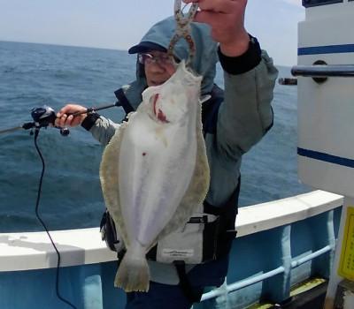佐々木釣具店 平進丸の2020年5月27日(水)2枚目の写真
