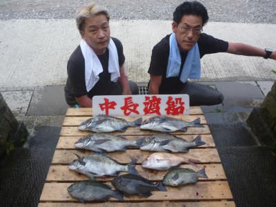 中長渡船の2020年5月27日(水)1枚目の写真