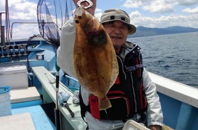 佐々木釣具店 平進丸の2020年5月28日(木)1枚目の写真
