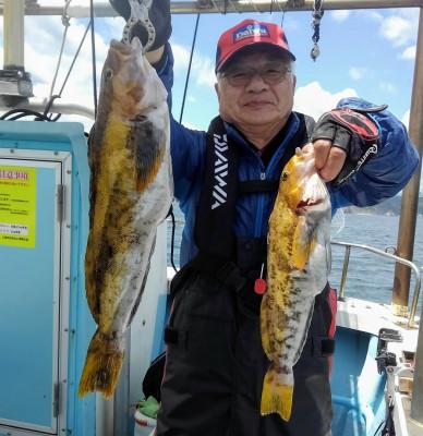 佐々木釣具店 平進丸の2020年5月28日(木)4枚目の写真