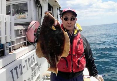 佐々木釣具店 平進丸の2020年5月28日(木)5枚目の写真