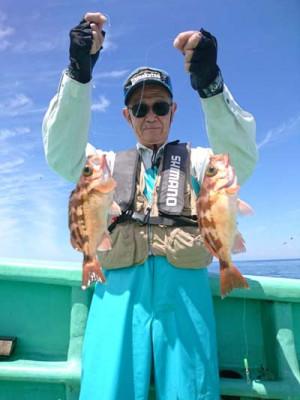 釣船・釣具店 やまさ丸の2020年5月28日(木)1枚目の写真