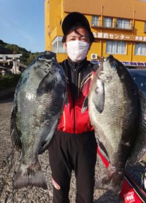 丸銀釣りセンターの2020年5月24日(日)2枚目の写真
